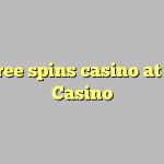 120 free spins casino at room Casino