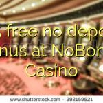 125 free no deposit bonus at NoBonus  Casino