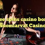 125 free spins casino bonus at Suomiarvat Casino