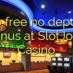 130 free no deposit bonus at SlotJoint Casino