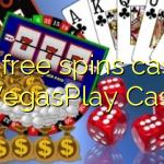 130 free spins casino at VegasPlay Casino