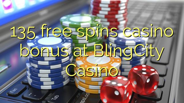 135 giros gratis bono de casino en casino BlingCity