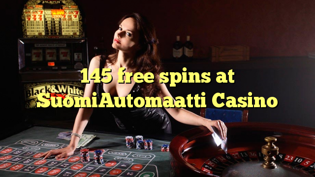 145 bebas berputar di SuomiAutomaatti Casino