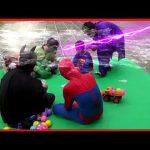 [ YB_PRODUCTION  ] Casino of Spiderman  ❤ ❤ ❤  Joker bankruptcy because of gambling