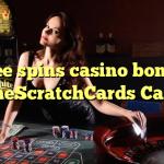 15 free spins casino bonus at PrimeScratchCards Casino