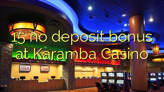 karamba online casino online