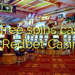 150 free spins casino at Redbet Casino