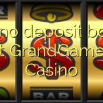 150 no deposit bonus at GrandGames Casino
