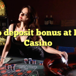 150 no deposit bonus at Kaboo Casino
