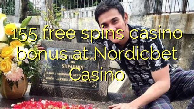 155 озод spins бонуси казино дар Nordicbet Казино