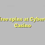 160 free spins at CyberClub  Casino