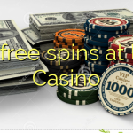 165 free spins at luck Casino