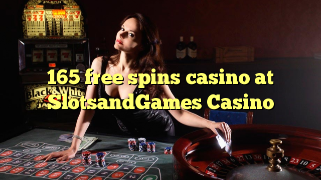 165 gratuit rotiri Casino la SlotsandGames Casino