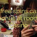 165 free spins casino bonus at room Casino