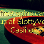 175 free spins casino bonus at SlottyVegas Casino
