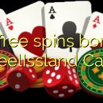 25 free spins bonus at ReelIssland Casino