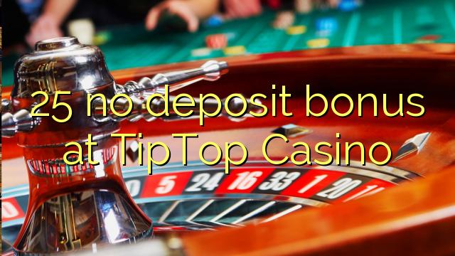 tip top casino bonus code