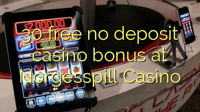 30 liberabo non deposit casino bonus ad Casino Norgesspill