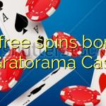 30 free spins bonus at Gratorama Casino