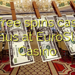 30 free spins casino bonus at EuroSlots Casino