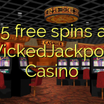 35 free spins at WickedJackpots Casino