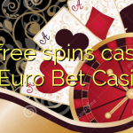 35 free spins casino at Euro Bet Casino