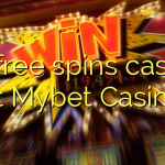 35 free spins casino at Mybet Casino