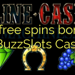 40 free spins bonus at BuzzSlots Casino