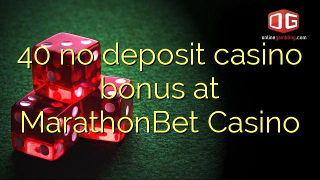 marathon bet casino no deposit bonus