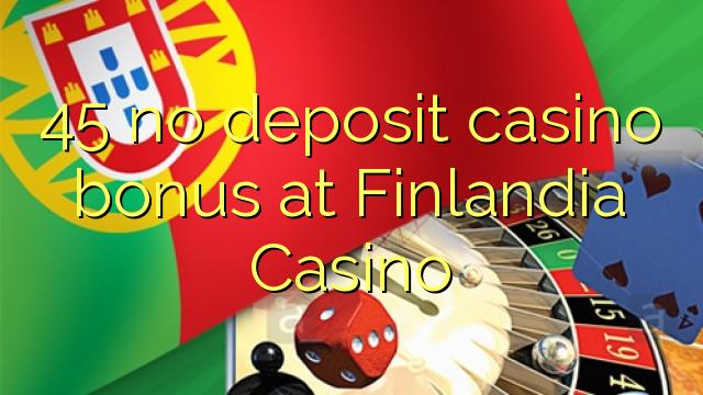 КСНУМКС без депозита казино бонус на Финландиа Цасино