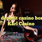 50 no deposit casino bonus at Karl Casino