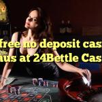 60 free no deposit casino bonus at 24Bettle Casino