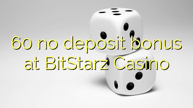 60 no bonus klo BitStarz Casino