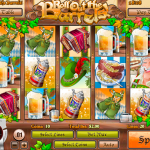 Roll Out the Barrels free slot game