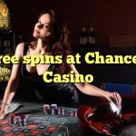 70 free spins at ChanceHill Casino