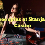 70 free spins at Stanjames Casino