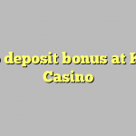 70 no deposit bonus at Kroon Casino