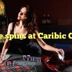 75 free spins at Caribic  Casino