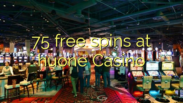 75 ħielsa spins fil-Casino huone