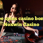 85 free spins casino bonus at Noxwin Casino