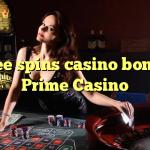 85 free spins casino bonus at Prime  Casino