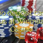 85 no deposit casino bonus at Winmasters Casino