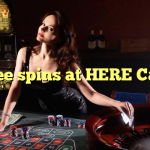90 free spins at HERE Casino