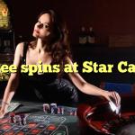 95 free spins at Star Casino