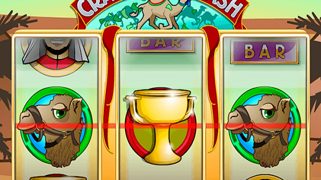 Crazy Camel Cash slot falas