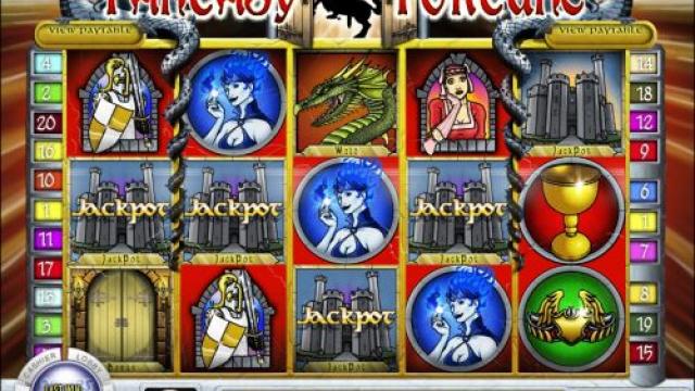 Fantasy fortuna slots online grátis