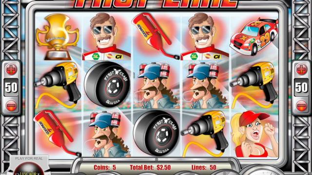 Fast Lane free online slot game