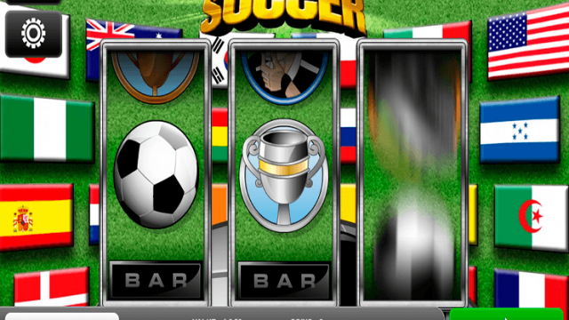 Global Cup Soccer vrij slot