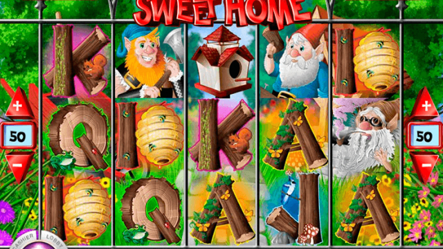 Gnome Sweet Home free slot