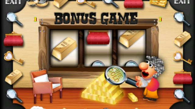 Gold Rush vrij slot